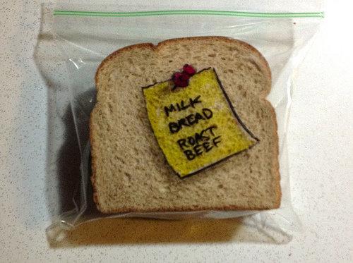 サンドイッチアート20