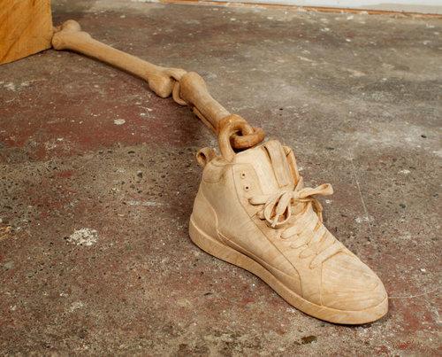 木彫りアート08