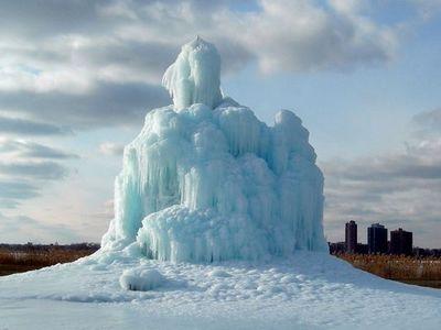 氷漬けの木08
