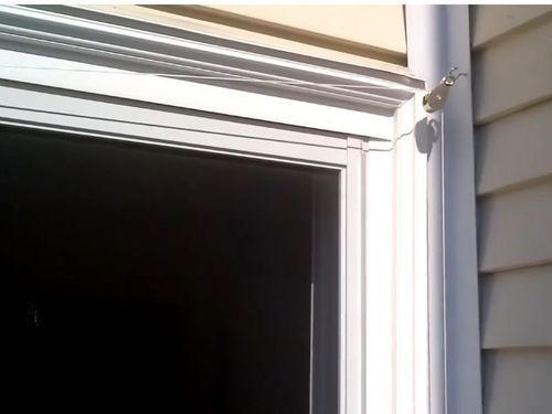 犬の自動ドアをDIY04