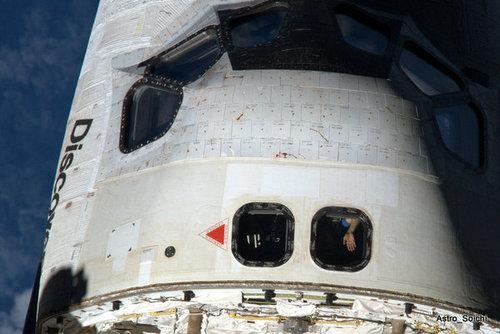 スペースシャトルの裏側02