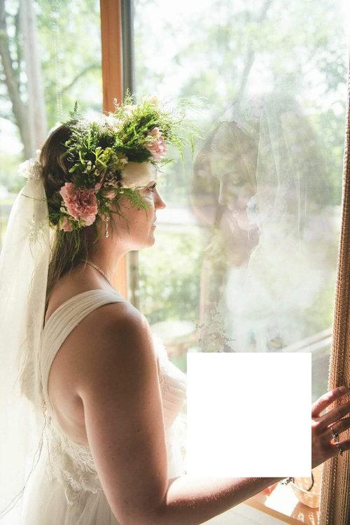 妹の結婚式の写真に亡くなった母が登場した04