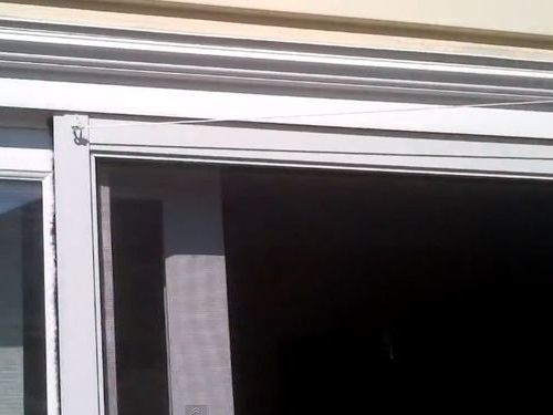 犬の自動ドアをDIY03