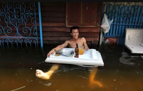 タイの洪水25