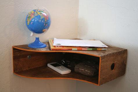 手軽に作れる本棚24