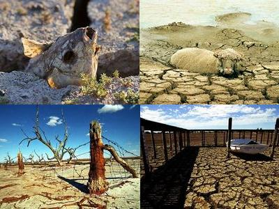 オーストラリアの干ばつTOP