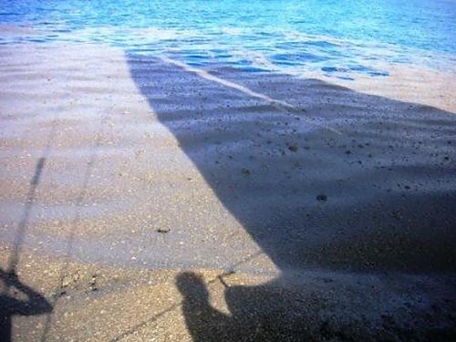 海のど真ん中に砂漠02