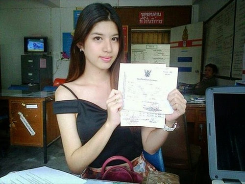タイの徴兵検査とニューハーフ13