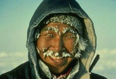 マツゲや髪まで凍った人10