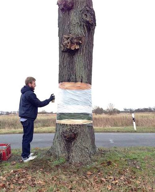 大木を宙に浮かべる方法02