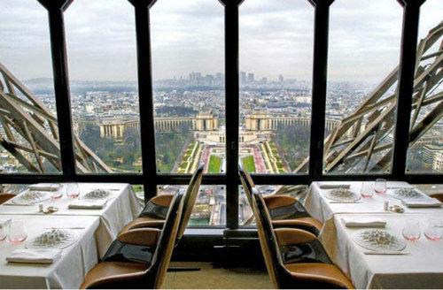 世界の絶景レストラン18