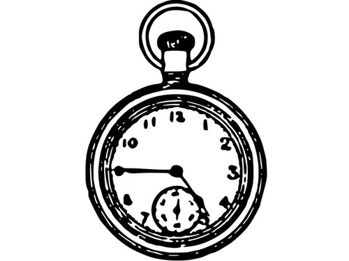 おじいちゃんの懐中時計