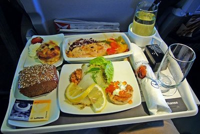 機内食10