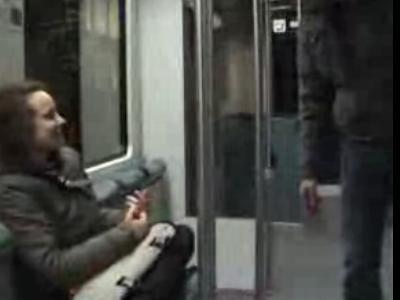 これは予想を超えた助け方、格好よすぎる電車男