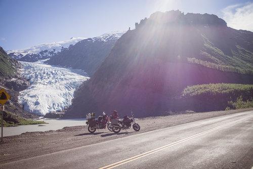 アラスカへの旅19