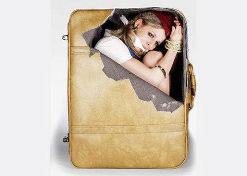 面白スーツケース02