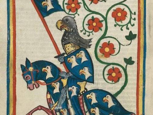 中世の本の挿絵11