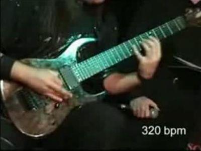 ギター速弾き