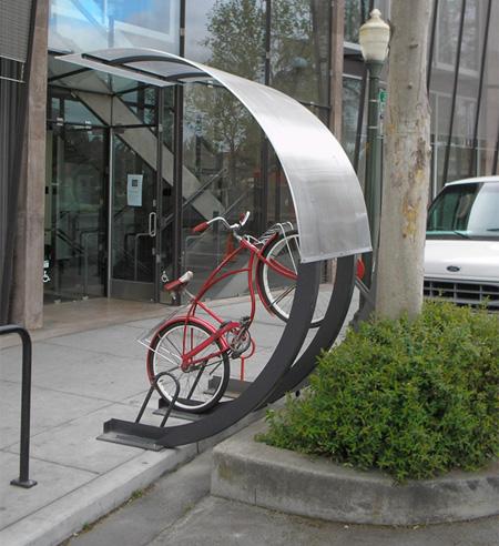 自転車置き場16