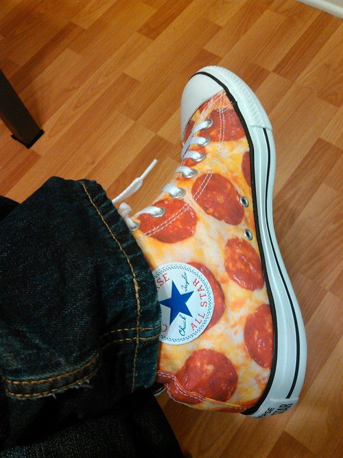 とあるピザ好きの日常04