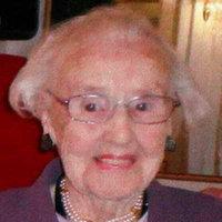 100歳で亡くなった女性01