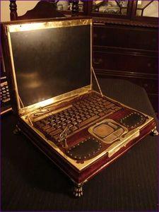 おしゃれなノートパソコン03