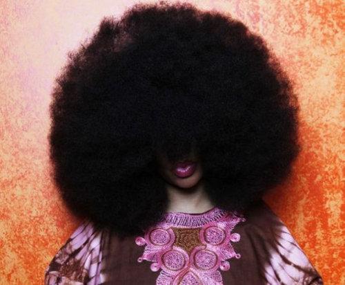 世界一のアフロ女性02