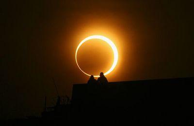 金環日食07