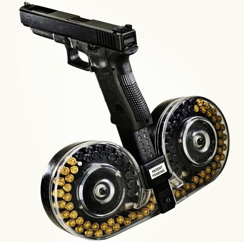 ハリウッド映画の銃01