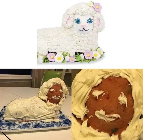 失敗ケーキ12