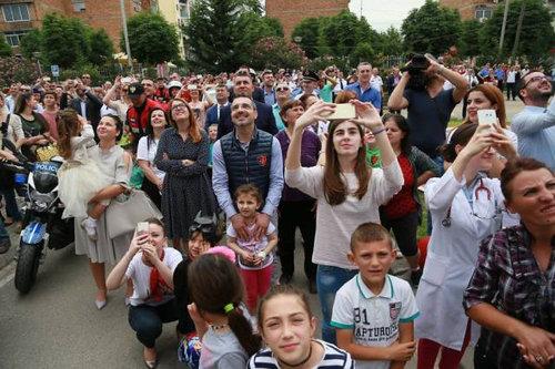 アルバニアの子供の日15