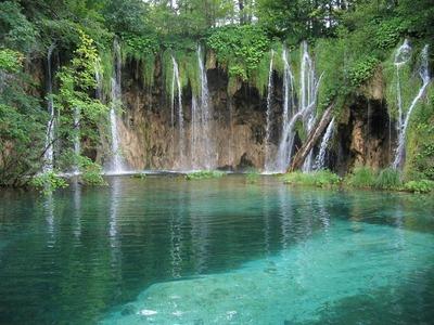 プリトヴィツェ湖群国立公園05