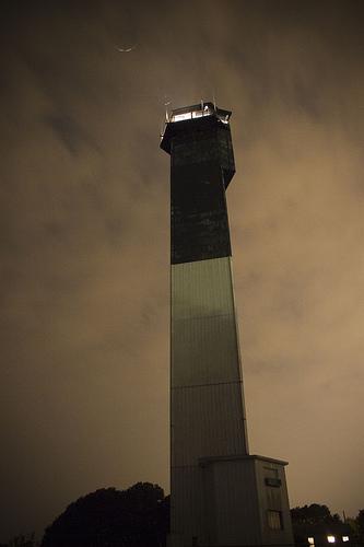 世界の灯台-チャールストン灯台(米国)