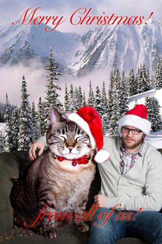 クリスマスカード06
