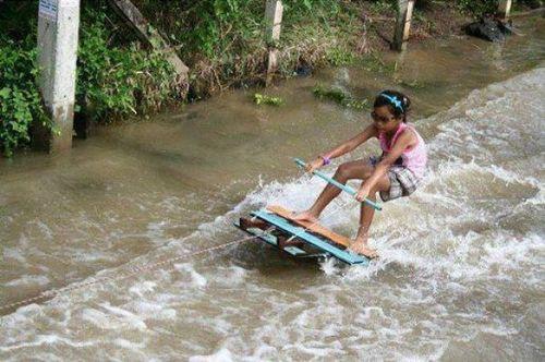 タイの洪水19