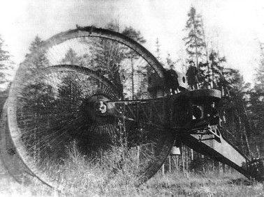 歴史上最大の戦車「レベデンコ」02