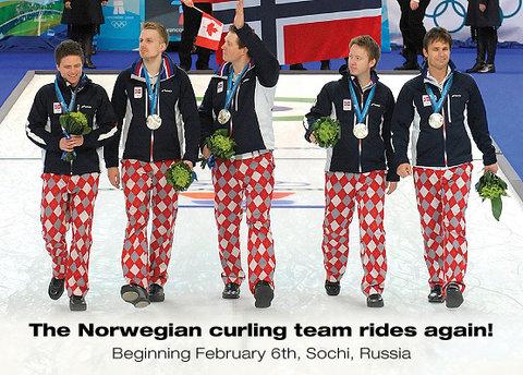 ノルウェーのカーリング・チーム04