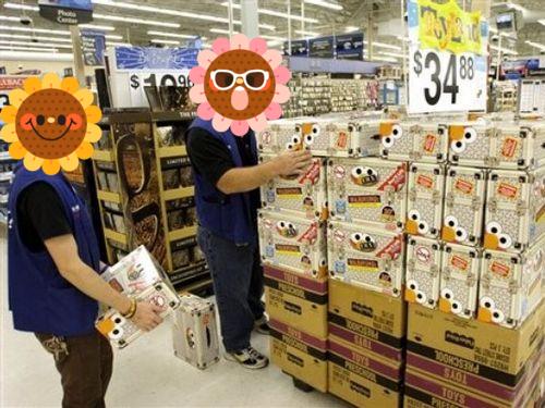 スーパーの同僚シェーンが上司を悩ます00