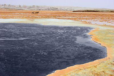 エチオピアのダロル火山05