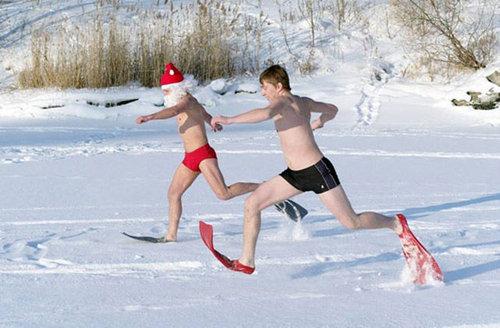 ロシア人と冬10