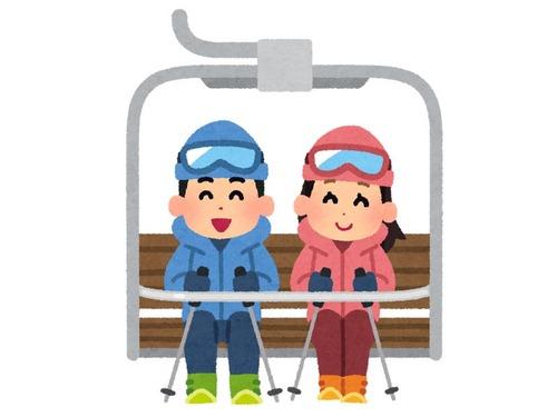 1960年のスキーリフトの安全標準00