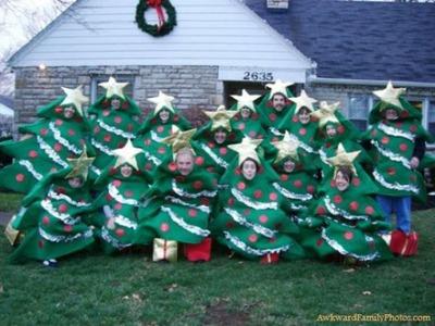 クリスマスの変な写真16
