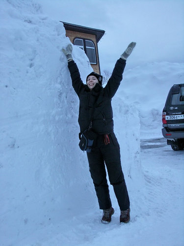 ロシアの普通の冬15