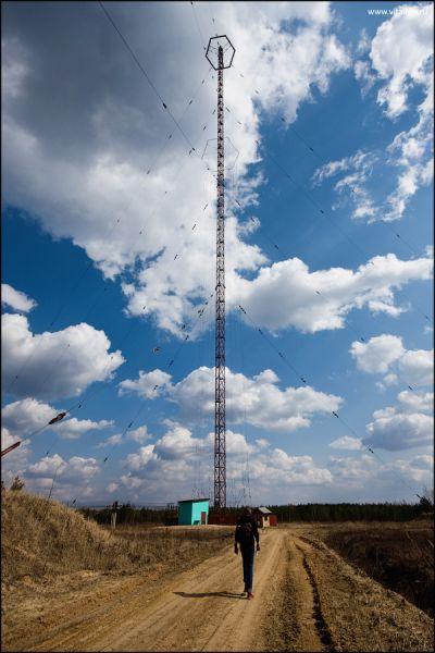 モスクワのラジオタワー01