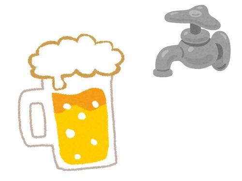 インドの水道からビールやブランデーが出てくる00