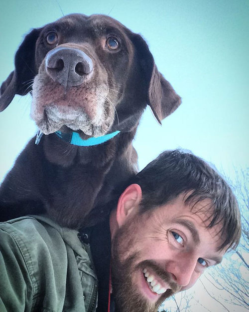 余命半年の愛犬と旅行13