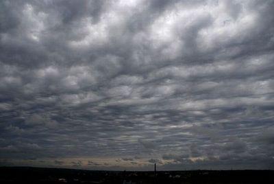 ヤバい雲10