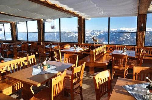 世界の絶景レストラン31