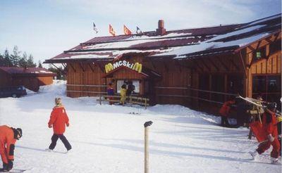 スキースルー