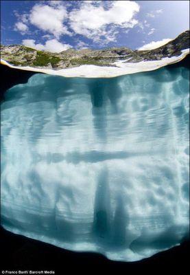 アルプスの湖底01